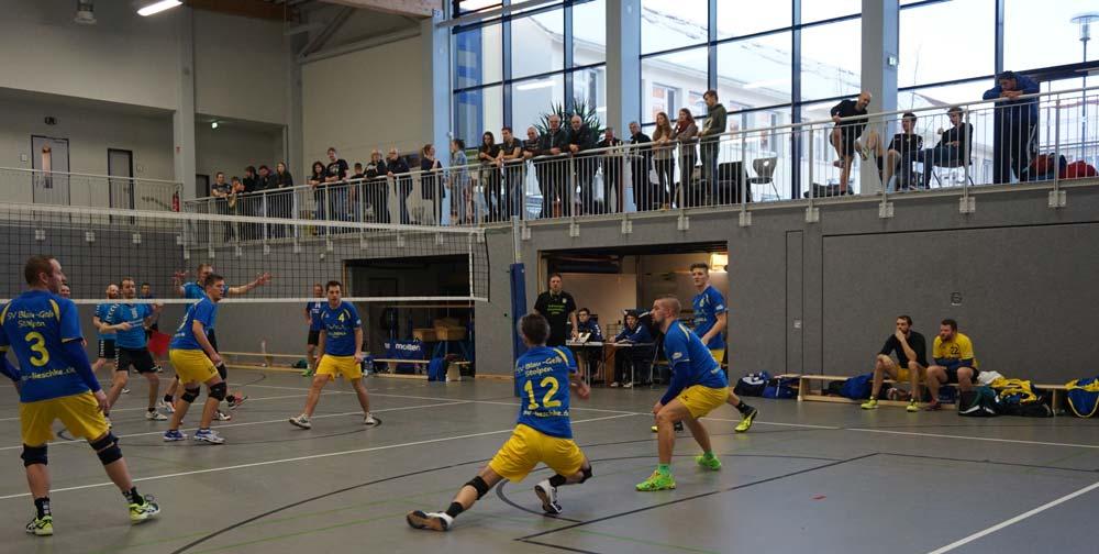 Abteilung Volleyball des SV Blau-Gleb Stolpen